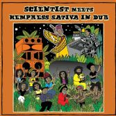 Scientist Meets Hempress Sativa - In Dub (Conquering Lion / Buyreggae) LP